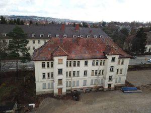 Familiengebäude
