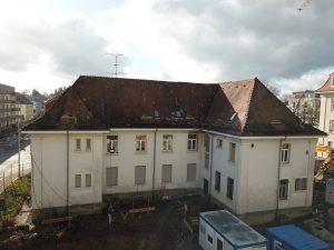 Stabsgebäude